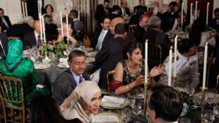 إفطار رمضاني في البيت الأبيض