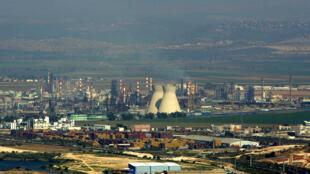 مدينة حيفا الإسرائيلية