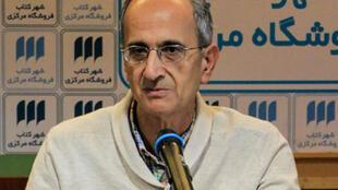 الناشط البيئي الإيراني الكندي البارز كاووس سيد إمامي