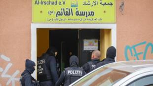 الشرطة الألمانية تفتش مقار جمعيات مرتبطة بحزب الله