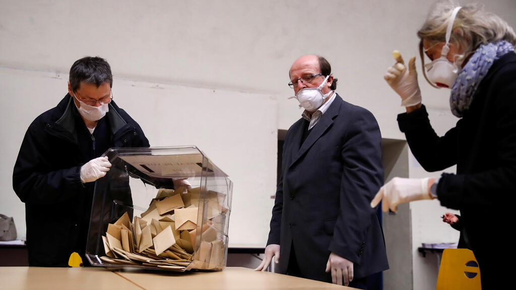 الانتخابات المحلية الفرنسية