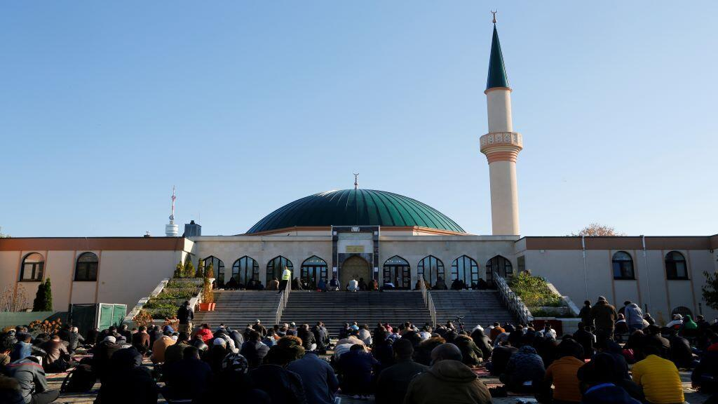 مسجد - فيينا