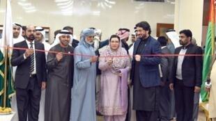 تدشين الجناح الاماراتي في المكتبة الباكستانية