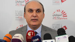 نبيل بافون رئيس هيئة الانتخابات في تونس