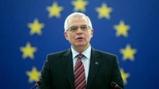 جوزيب بوريل وزير خارجية الاتحاد الأوروبي