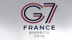 قمة مجموعة السبع في بياريتز بفرنسا