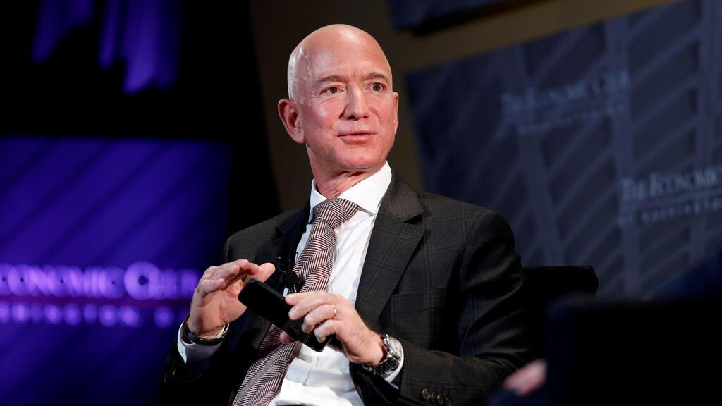 مؤسس شركة أمازون جيف بيزوس