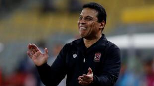 حسام البدري المدرب الجديد لمنتخب مصر لكرة القدم