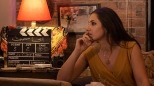 المخرجة اللبنانية باميلا نصور
