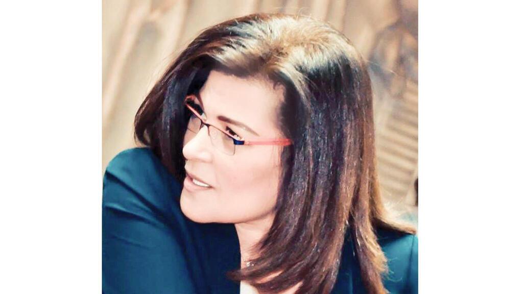 الشاعرة والكاتبة المصرية فاطمة ناعوت