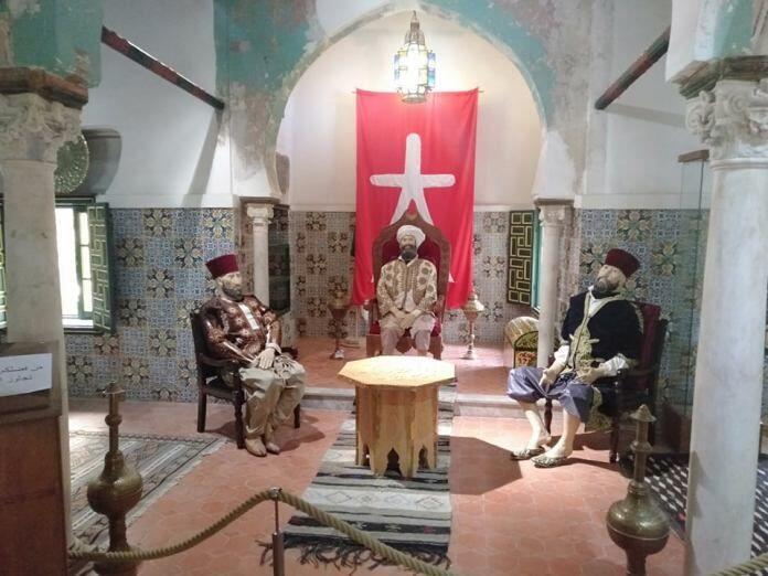 Palais Ahmed Bey 1