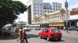 مدينة بولاوايو ثاني أكبر المدن في زيمبابوي