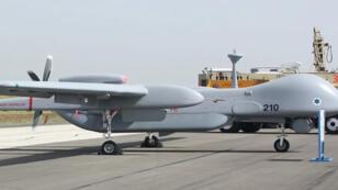 طائرة دون طيار إسرائيلية