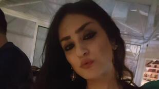 الشاعرة سوزان علي