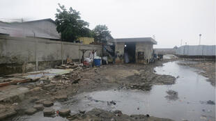 فيضانات، جاكرتا، أندونيسيا (30-11-2017)