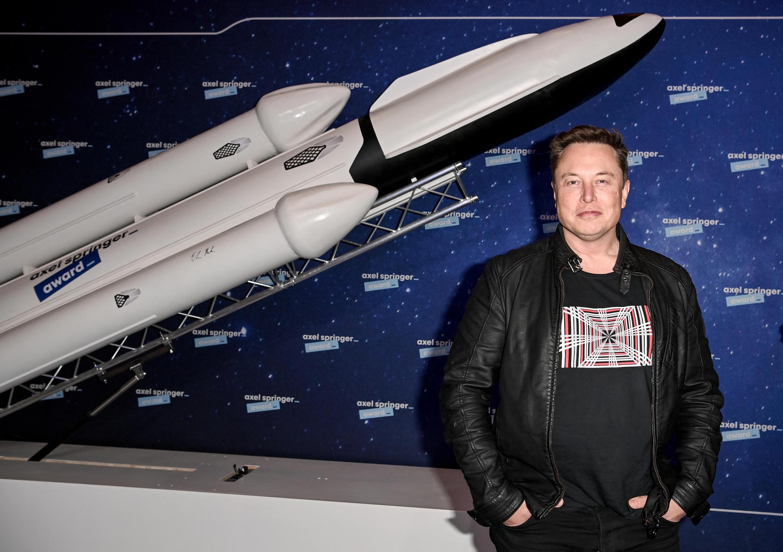 Elon Musk- SpaceX