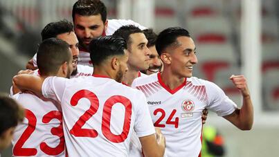 المنتخب الوطني التونسي لكرة القدم