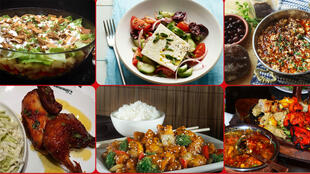 أكلات صينية