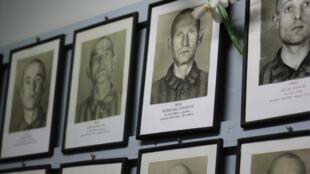 """من ضحايا معسكر اعتقال """"أوشفيتز"""" النازي"""