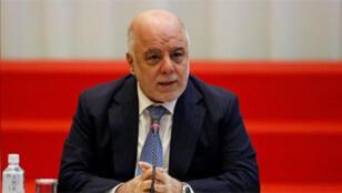 /رئيس الوزراء العراقي حيدر العبادي