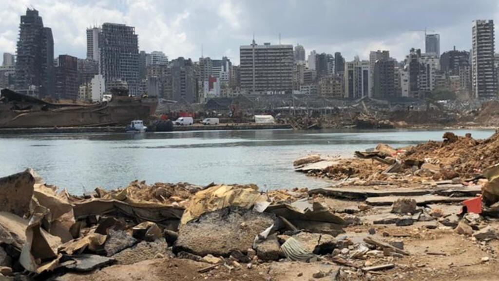مديرية الأهراءات في مرفأ بيروت