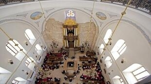 Great Synagogue in Jerusalem