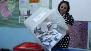 الانتخابات الرئاسية في تونس 2019