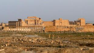 موقع تدمر الأثري