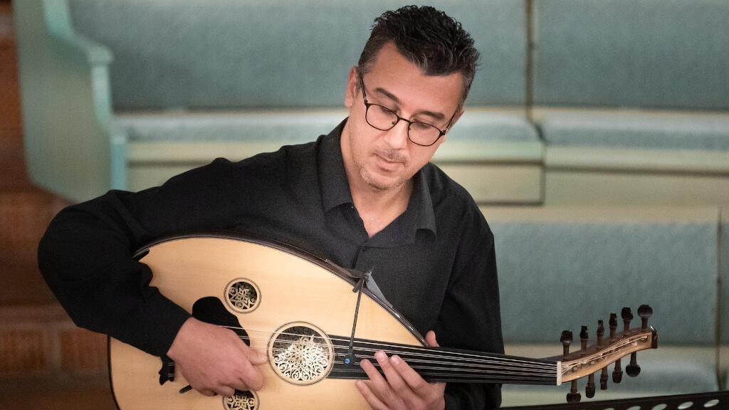 الموسيقي أحمد الخطيب