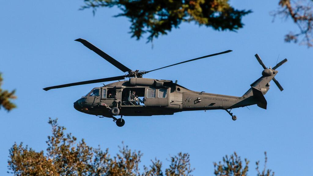 هليكوبتر (صورة تعبيرية)