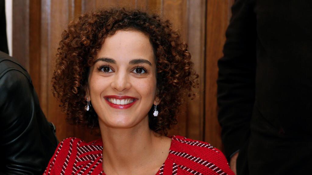 ليلى سليماني الفائزة بجائزة غونكور للرواية عام 2016
