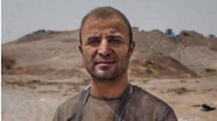 """الصحفي العراقي علي أركادي مراسل وكالة الصور """"VII"""""""