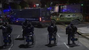 الشرطة في الأرجنتين