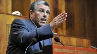 وزير العدل المغربي مصطفى الرميد