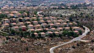 مجمعات استيطانية في الضفة الغربية