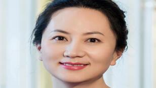المديرة المالية لشركة هواوي الصينية