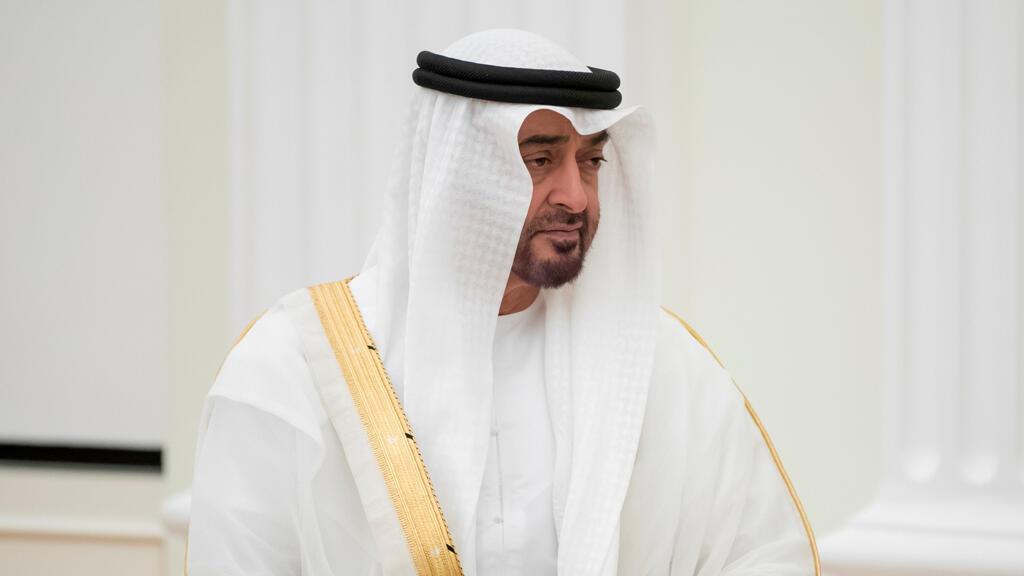 ولي عهد أبوظبي الشيخ محمد بن زايد آل نهيان