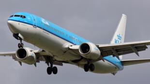 طائرة تابعة للخطوط الجوية الملكية الهولندية