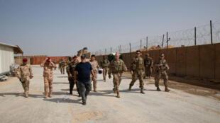 قاعدة  عسكرية أمريكية في العراق