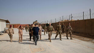 base americaine en irak