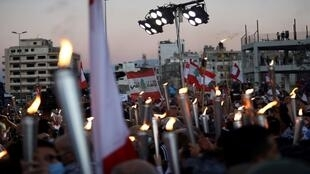 2020-10-17T170740Z_1241339263_RC2HKJ988MU2_RTRMADP_3_LEBANON-CRISIS-PROTESTS