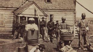 العبودية في الولايات المتحدة