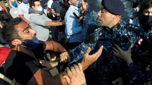 confrontations_protestations_liban_beirut