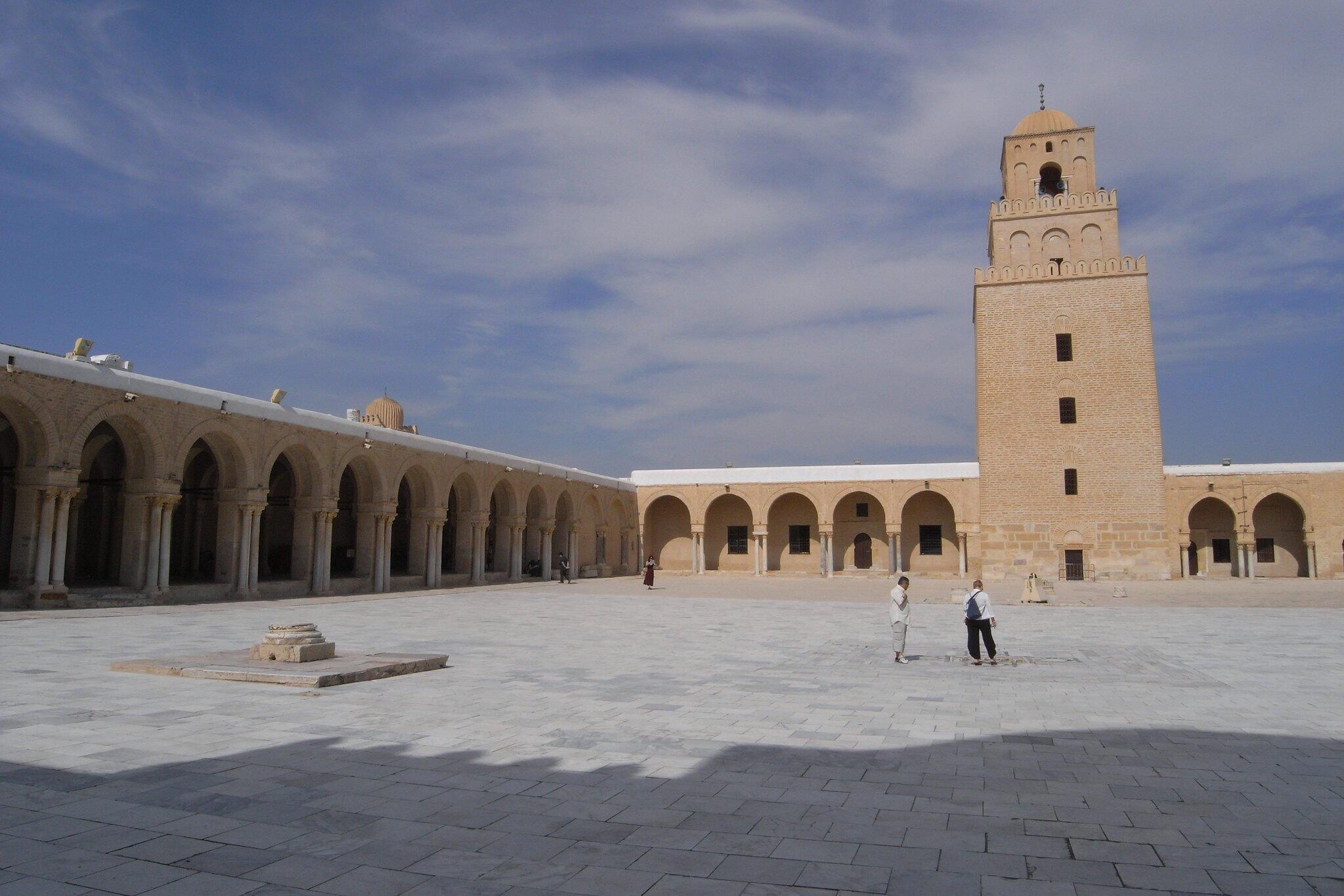grand mosquée de kairouan