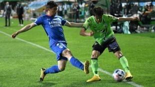 coree sud fotball