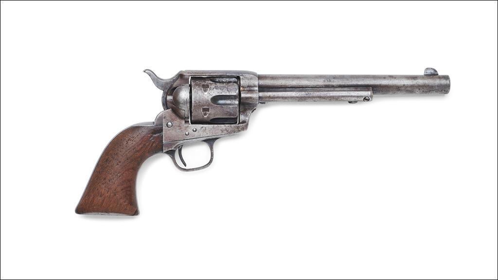 المسدس الذي استُخدم في قتل بيلي ذا كيد في الولايات المتحدة