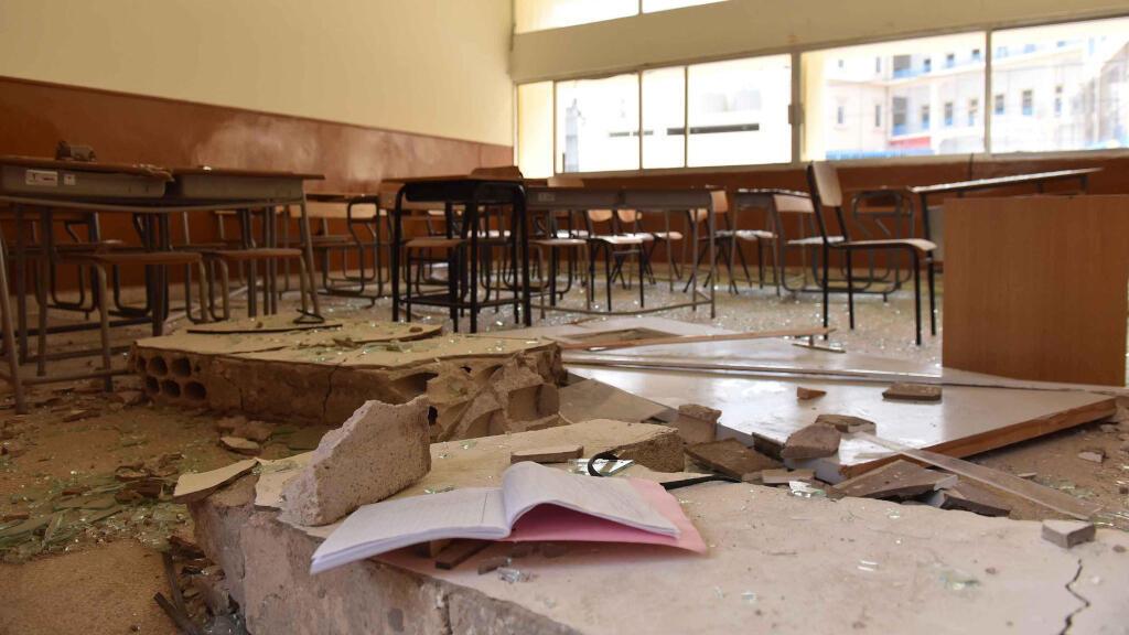 مبادرة اليونسكو لإحياء التعليم في بيروت