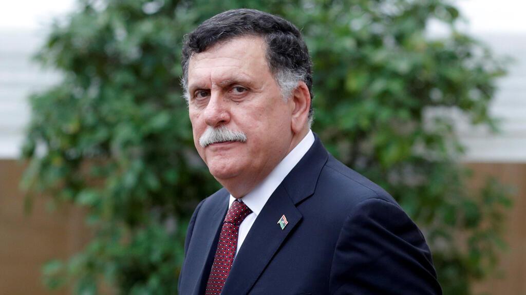 رئيس حكومة الوفاق الوطني الليبية فائز السراج