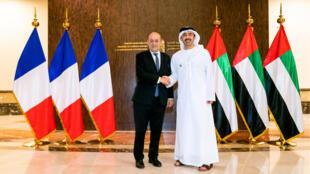 jean_yves_le_drian_emirati_abdallah_ben_zayed_al_nahyan