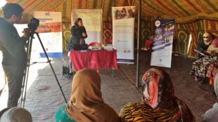 مشروع صدى أصوات نساء